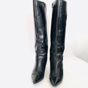 EUC Nine West Tall SugarFluff Boots